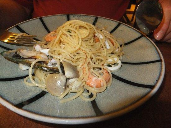toscani: Seafood Pasta