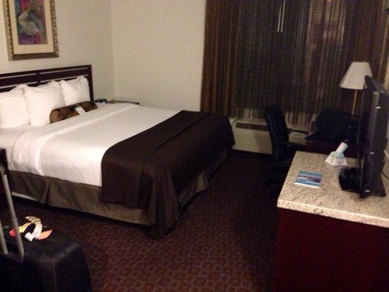 Best Western Plus Hotel at the Convention Center: Nice room