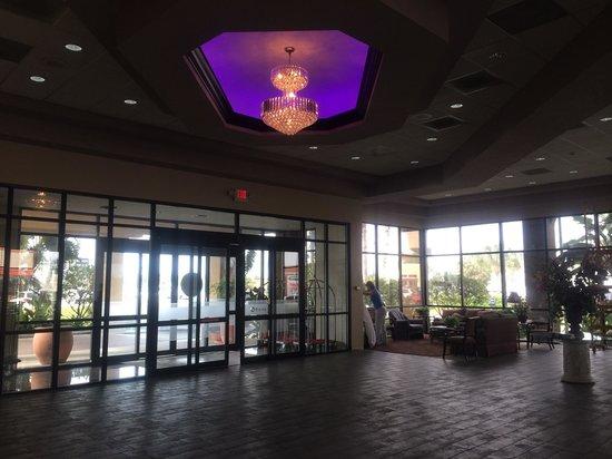 Hampton Inn Orlando/Lake Buena Vista: Saguão