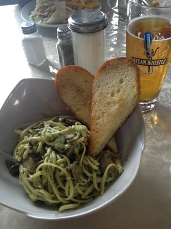 The Harbour Restaurant: Pasta Special - Delicious!
