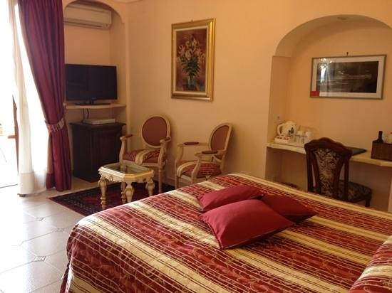 Hotel Villa Gabrisa : room 6