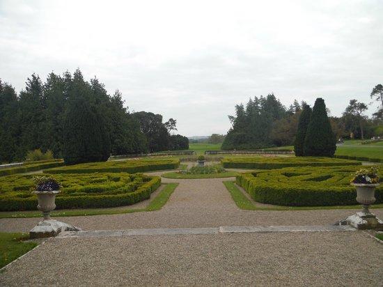 Adare Manor: Garden