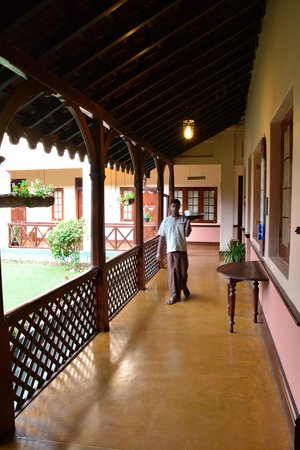 Bandarawela Hotel: Corridor
