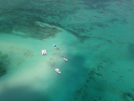Cayman Islands Helicopters: Avec Jérôme, pilote des Îles Caïmans