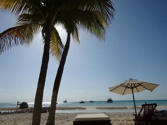 Na Balam Beach Hotel: View of Na Balam beach