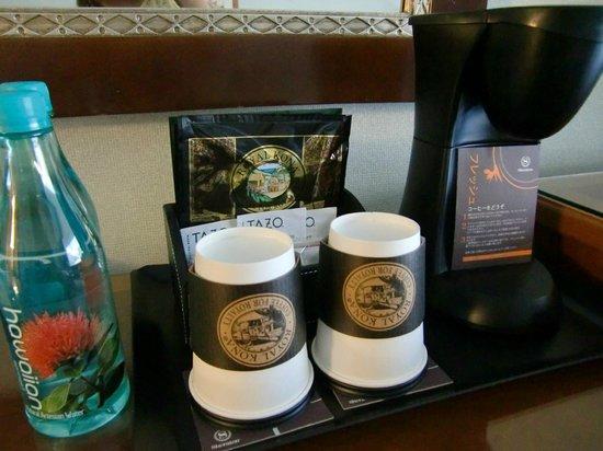 Sheraton Princess Kaiulani: サービスのコーヒー