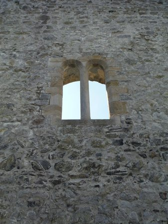 Old Franciscan Friary: Original window