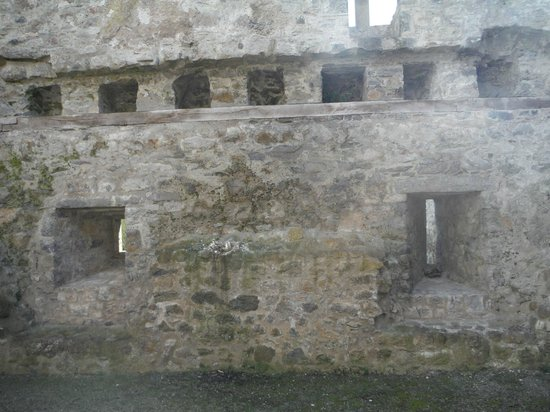 Old Franciscan Friary: walls
