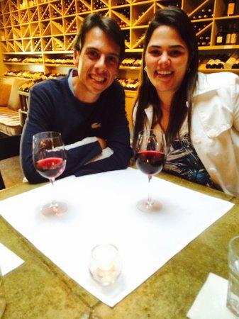 Los Olivos Wine Merchant & Cafe: Like the movie!