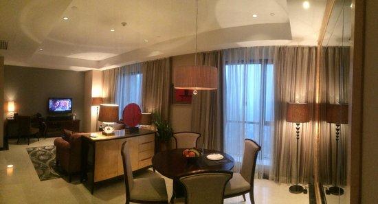 Oakwood Premier Guangzhou : The Room