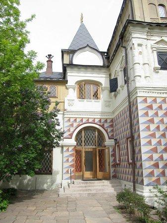 Chambers of The Romanov Boyars: Вид снаружи