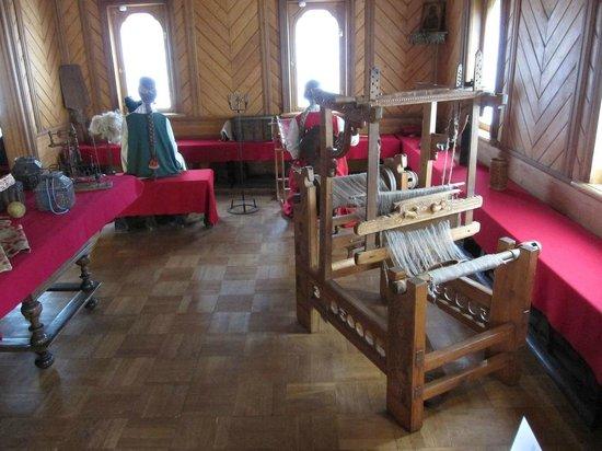 Chambers of The Romanov Boyars: Светлица
