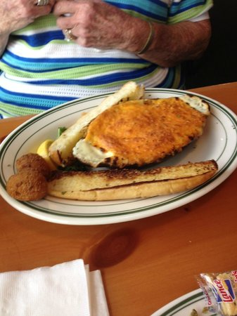 Original Oyster House : Seafood Gratin