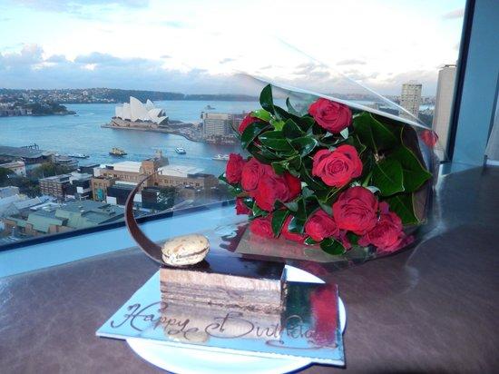 Shangri-La Hotel Sydney : Special gift