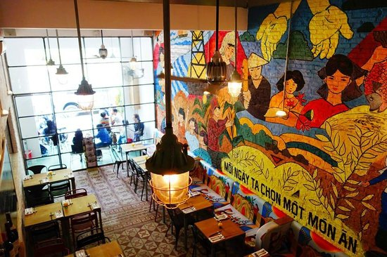 Propaganda Bistro, Ho Chi Minh City - Restaurant Reviews, Photos & Reservations - TripAdvisor