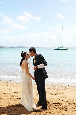 Te Vaka Day Sail: Wedding on TeVaka