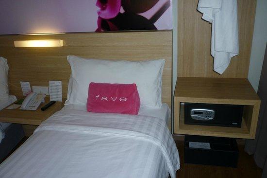 favehotel Pasar Baru: in room safe