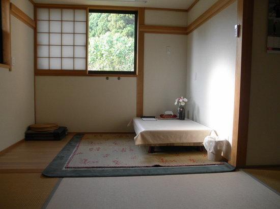 Minshuku Seseragi : インターネットのできる清潔に保たれた広々和室