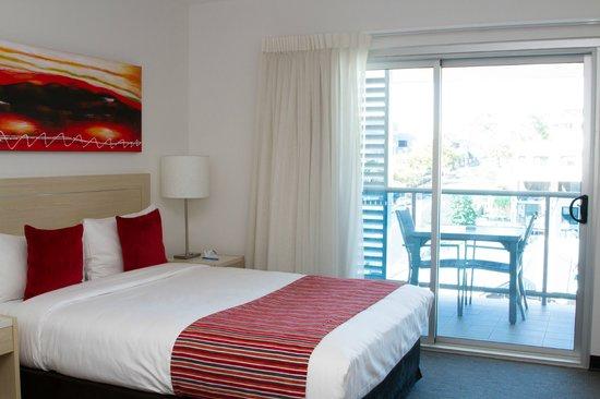 Jephson Hotel: Deluxe room