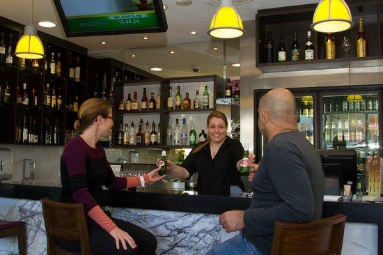 Jephson Hotel: Covet Restaurant and Bar