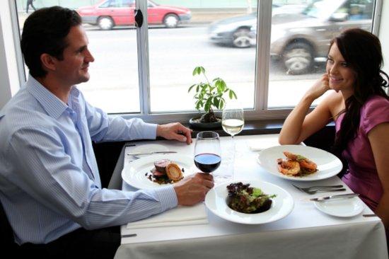 Jephson Hotel: Great food, fantastic service