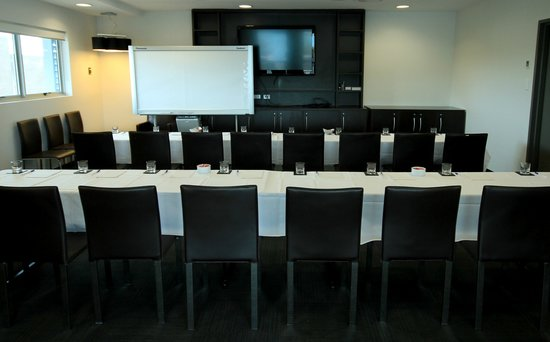 Jephson Hotel: Great for conferences and events