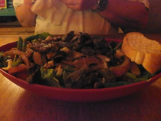 El Centro: Greek Beef Salad