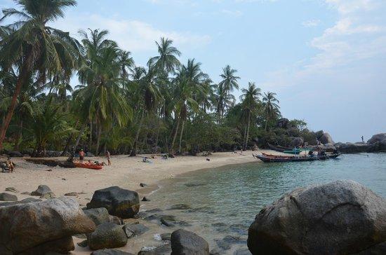 пляж Sai Nuan Beach