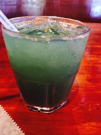 Swamp water alcoholic drink picture of clark 39 s fish camp for Clark s fish camp seafood restaurant