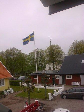Hotell Hovgard: Heja Sverige!