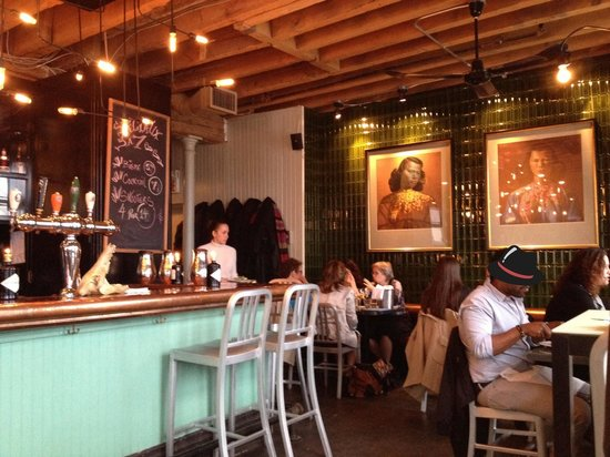 Restaurant Communion, bar