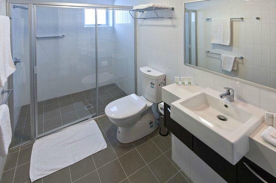 Jephson Hotel : Bathroom