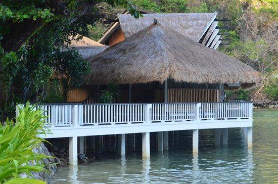 El Nido Resorts Miniloc Island: water cottages