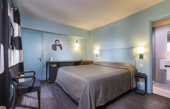 Hotel Concortel : Standard room (15m²)