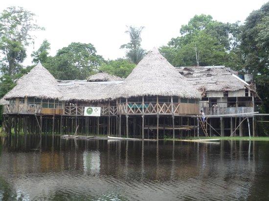 Zacambu Rainforest Lodge: Zacambu Lodge