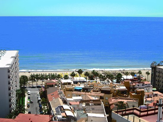 Gran Cervantes by Blue Sea: View from the balcony