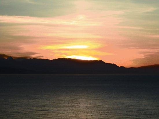 Gran Cervantes by Blue Sea: Sunrise over Torremolinos