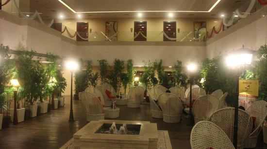 The Fern Residency, Rajkot: reception at first floor