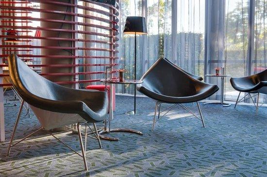 Park Inn Sandton: Lobby Lounge