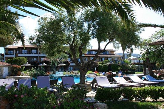 Anthemus Sea Beach Hotel & Spa: Отель
