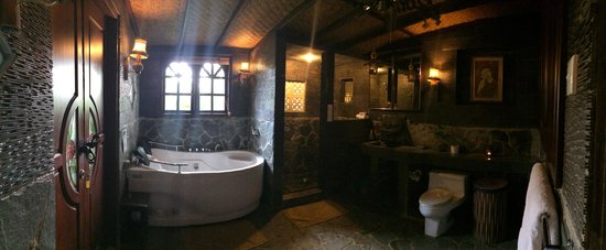 Tempat Senang Resort: Bathroom