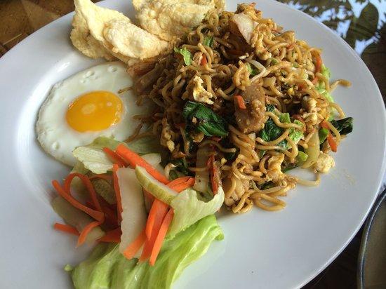 Tempat Senang Resort: Asian Breakfast (Single portion)