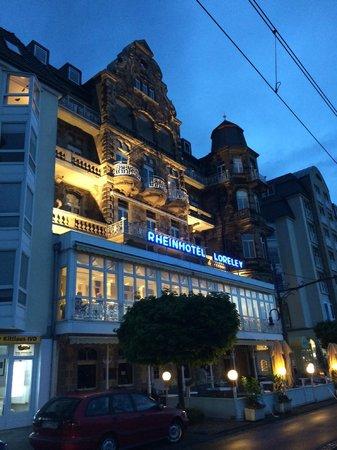 Rheinhotel Loreley: Außenansicht