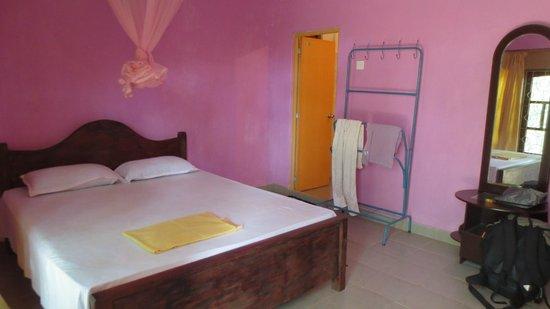 Sigiri Choona Lodge : Chambre