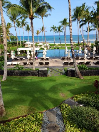 Four Seasons Resort Hualalai: Wow! Does it get any better?