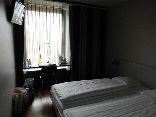 Sorell Hotel Ador: Bedroom