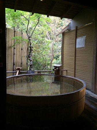 Kikuya : 貸し切り風呂