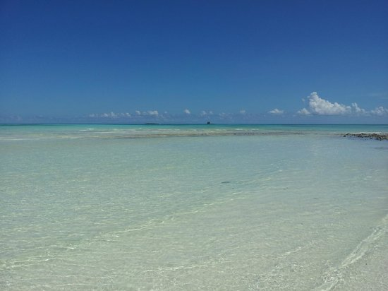 Nosy Iranja Lodge: spiaggia
