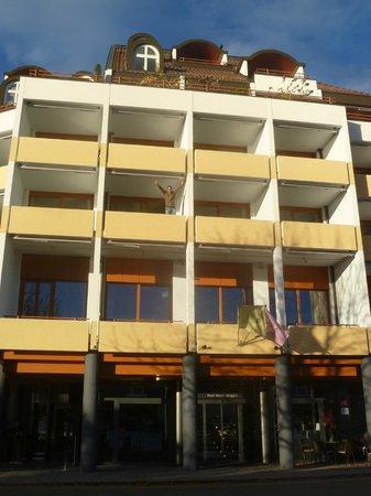 Post Hotel Weggis: Hotel