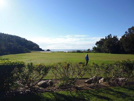 BreakFree Aanuka Beach Resort: View from the bar